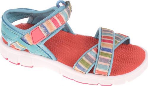 AquaWave Sandały dziecięce Isla Junior light turquoise/shiny pink r. 35