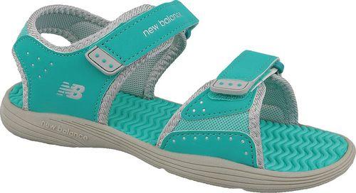 New Balance Sandały dziecięce K2004 niebieskie r. 36 (K2004GRG)