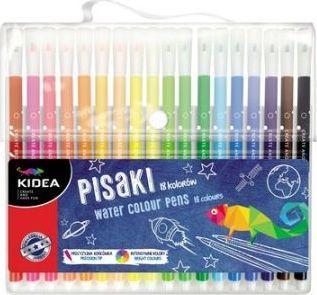 Derform Pisaki w etui 18 kolorów