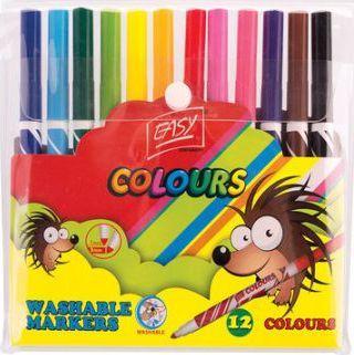 Easy Pisaki 12 kolorów