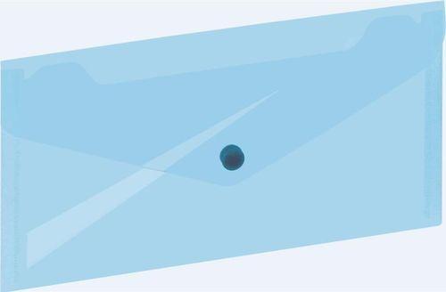 Grand Koperta na zatrzask 254x130mm niebieska GRAND