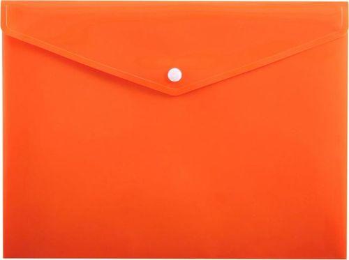Penmate Koperta na zatrzask A5 PP-114 pomarańczowa PENMATE