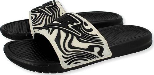 Nike Klapki męskie Benassi Just Do It czarne r. 48.5 (AJ6745-100)