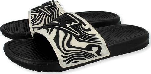 Nike Klapki męskie Benassi Just Do It czarne r. 47.5 (AJ6745-100)