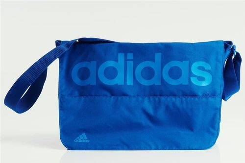 Adidas Torba sportowa Lin Per Messbag niebieska (AJ9942)
