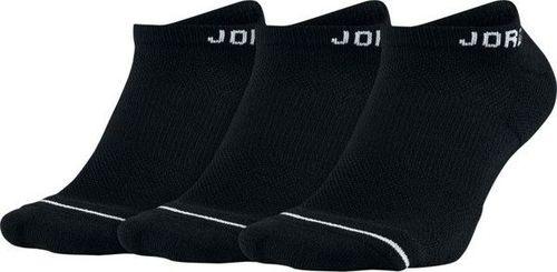 Jordan  Nike Jordan Everyday Max NS 3Pak skarpety niskie 010 : Rozmiar - 39 - 42 (SX5546-010) - 14003_174751