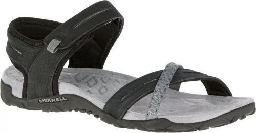 MERRELL Sandały damskie Terran Cross II czarne r. 37 (J55306)