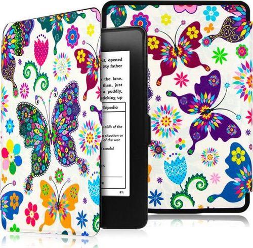 Pokrowiec Alogy Etui Alogy Smart Case do Kindle Paperwhite 1/2/3 Motyle uniwersalny