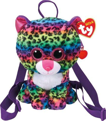 TY Plecak Ty Gear DOTTY - kolorowy leopard
