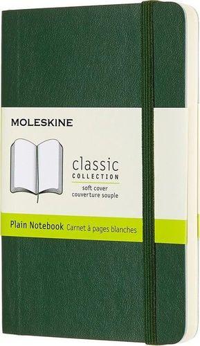 MOLESKINE Notes 9x14 gładki myrtle zielony