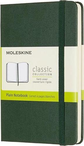 MOLESKINE Notes Classic 9x14 tw. kropki myrtle zielony