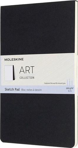 MOLESKINE Sketch Pad Album L 48K czarny