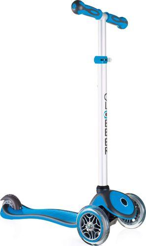 Globber Paspirtukas Globber Primo Plus, 440-101-3, šviesiai mėlynas