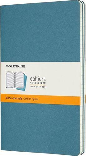 MOLESKINE Zestaw 3 zeszytów Cahier Journals