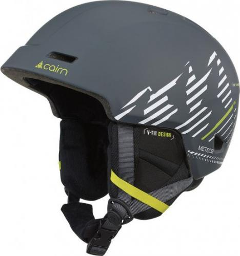 CAIRN Kask Meteor grafitowy r. 62/65