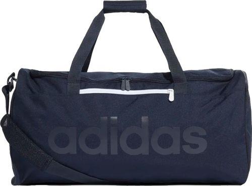 Adidas Torba sportowa Lin Core Duf 25L granatowa (ED0229)