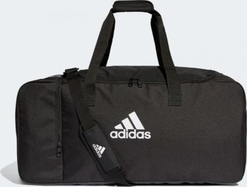Adidas Torba sportowa Tiro Duffel Bag czarna r. S (DQ1075)