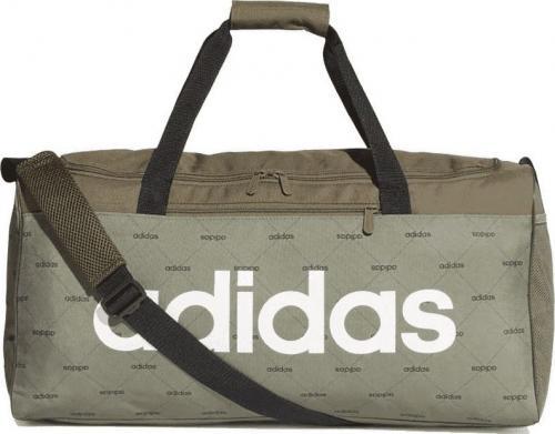 Adidas Torba sportowa Lin Duf Mg zielona (ED0294)