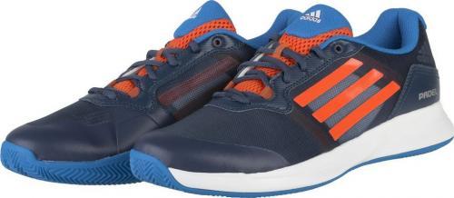 Adidas Buty męskie Sonic Court Padel niebieskie r. 44 2/3 (AQ2568)