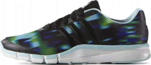 Adidas Buty damskie A.T 360.2 Prima czarne r. 38 (B22987)