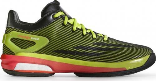 Adidas Adidas Crazylight Boost Low zielone r. 44 (S83862)