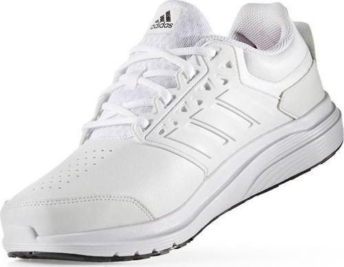 Adidas Buty męskie Galaxy 3 Trainer białe r. 44 2/3 (AQ6169)