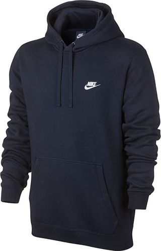 Nike Bluza męska Nsw Hoodie granatowa r. XL (804346-451)