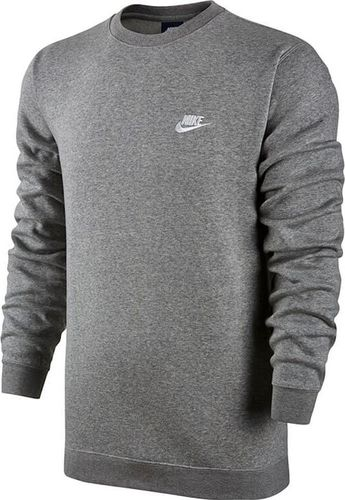 Nike Bluza męska Nsw szara r. 2XL (804340-063)