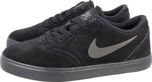 Nike Buty damskie Sb Check Suede czarne r. 36.5 (AR0132-001)