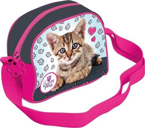 Beniamin Torebka na ramię The Sweet Pets - Kot