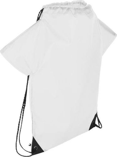 Kemer Plecak / worek sportowy KEMER T-shirt Cheer Biały uniwersalny