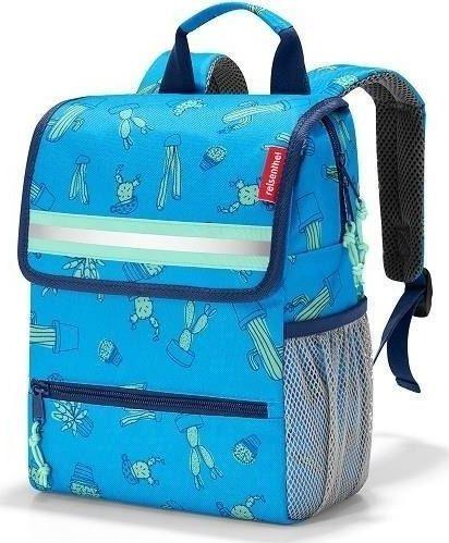 Reisenthel Plecak backpack kids cactus blue uniwersalny