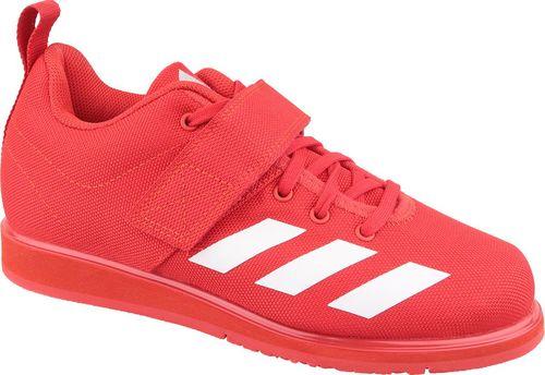 Adidas Buty męskie Powerlift 4 czerwone r. 39 1/3 (BC0346)