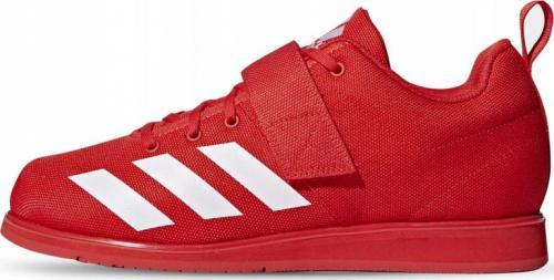 Adidas Buty męskie Powerlift 4 czerwone r. 48 (BC0346)