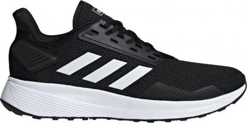 Adidas Buty męskie Duramo 9 czarne r. 43 1/3 (BB7066)