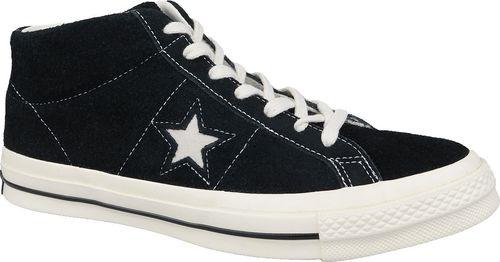 Converse Buty męskie One Star Ox Mid Vintage Suede czarne r. 41.5 (157701C)