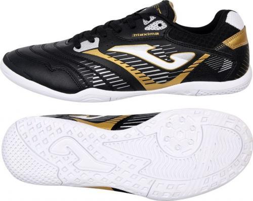 Joma sport Buty piłkarskie Maxima 901 czarne r. 44 (MAXW.901.IN)
