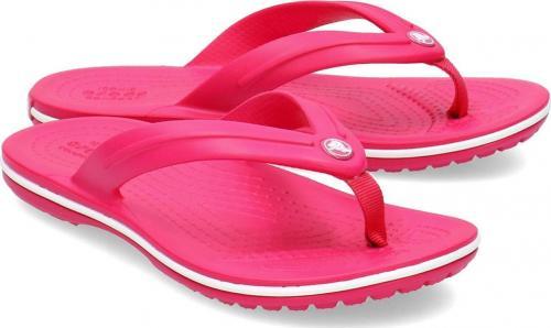 Crocs Japonki dziecięce Crocband Flip Candy Pink r. 36/37 (205778)
