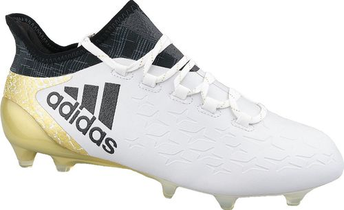 Adidas Buty piłkarskie X 16.1 FG biało-czarne r. 43 1/3 (S81944)