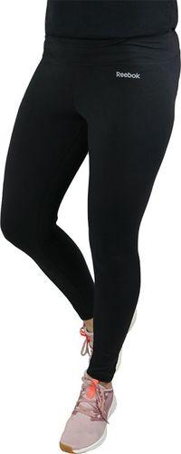 Reebok Legginsy damskie El Legging czarne r. M (Z92975)