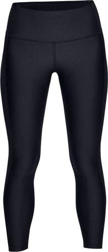 Under Armour Legginsy damskie Hg Armour Ankle Crop Branded czarne r. XS (1329151-001)