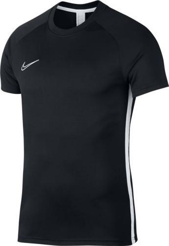 Nike Koszulka męska M NK Dry Academy Top SS czarna r. S (AJ9996 010)