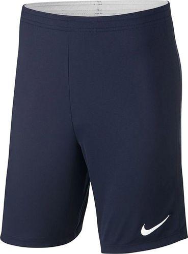 Nike Spodenki Nike Y Dry Academy 18 Short K 893748 451 893748 451 granatowy XS (122-128cm)