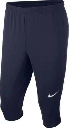 Nike Spodnie męskie Y Nk Dry Academy 18 3/4 Pant Kpz granatowe r. S