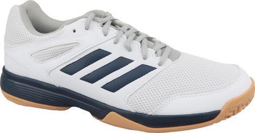 Adidas Buty męskie Performance Speedcourt białe r. 44 2/3 (EF2623)