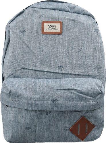 Vans Plecak Old Skool II niebieski One size (VN000ONIKRT)