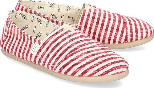 Paez Buty damskie Gum Classic czerwone r. 36 (CO30501S1301505)