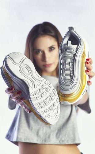 Nike Buty damskie Air Max 97 Se Vast Grey/Metallic Silver r. 38 (AQ4137-001)