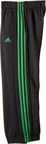 Adidas Spodnie dziecięce Yb Ess 3S Br szare r. 104 (AB6021)