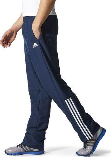 Adidas Spodnie męskie Ess Mid Wv Pant granatowe r. L (S88096)